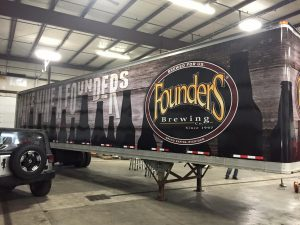 San Antonio Trailer Wraps trailer wrap semi vehicle vinyl graphic 300x225